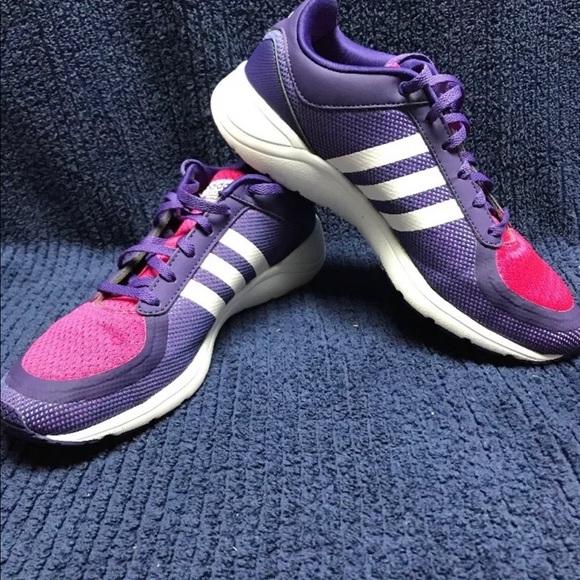 ADIDAS NEO Women Cloudfoam Metis Shoes Size 8 ECU